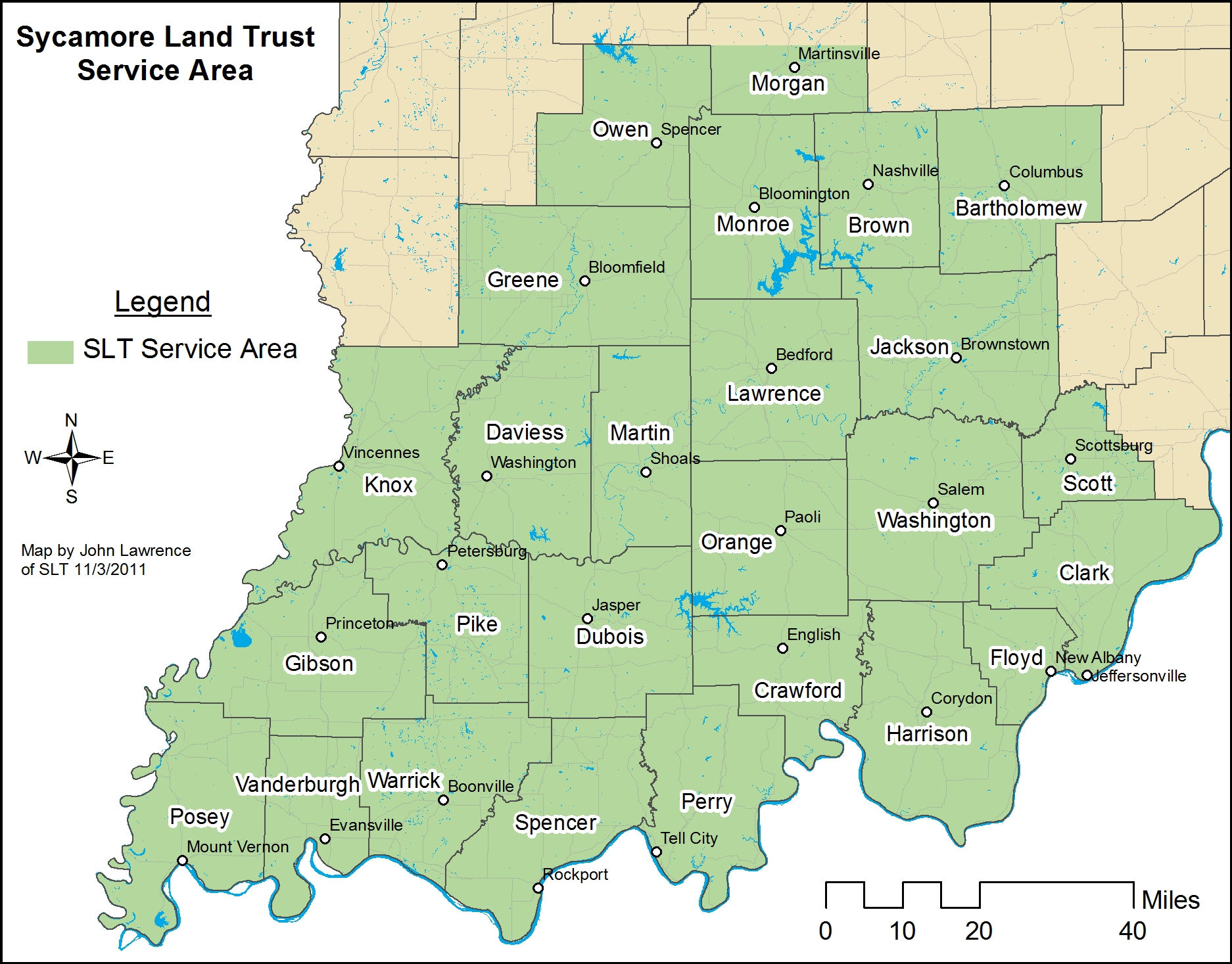 Preserve Your Land   Sycamore Land Trust