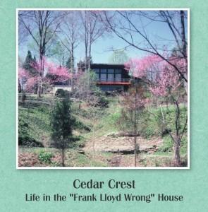 Cedar Crest scrapbook