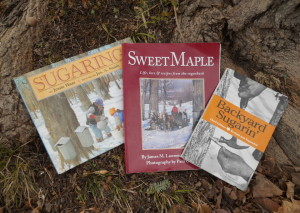 Maple syrup making books