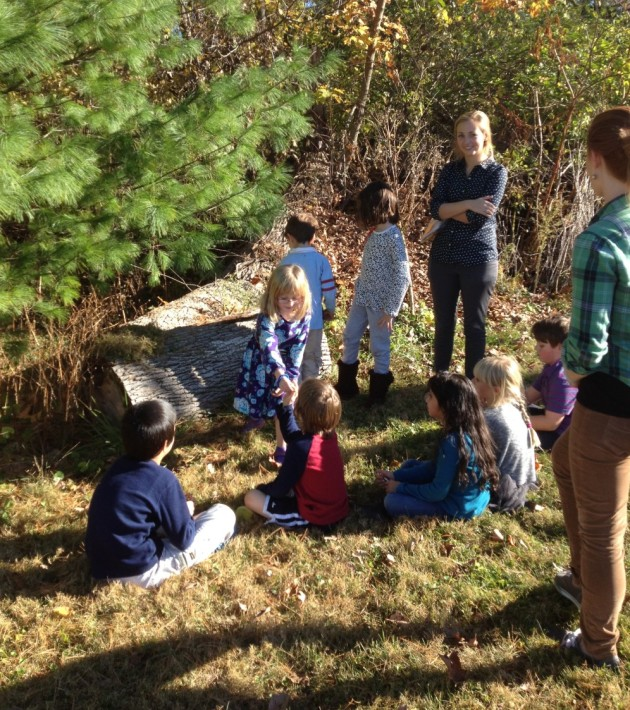 elementary education learning about habitats