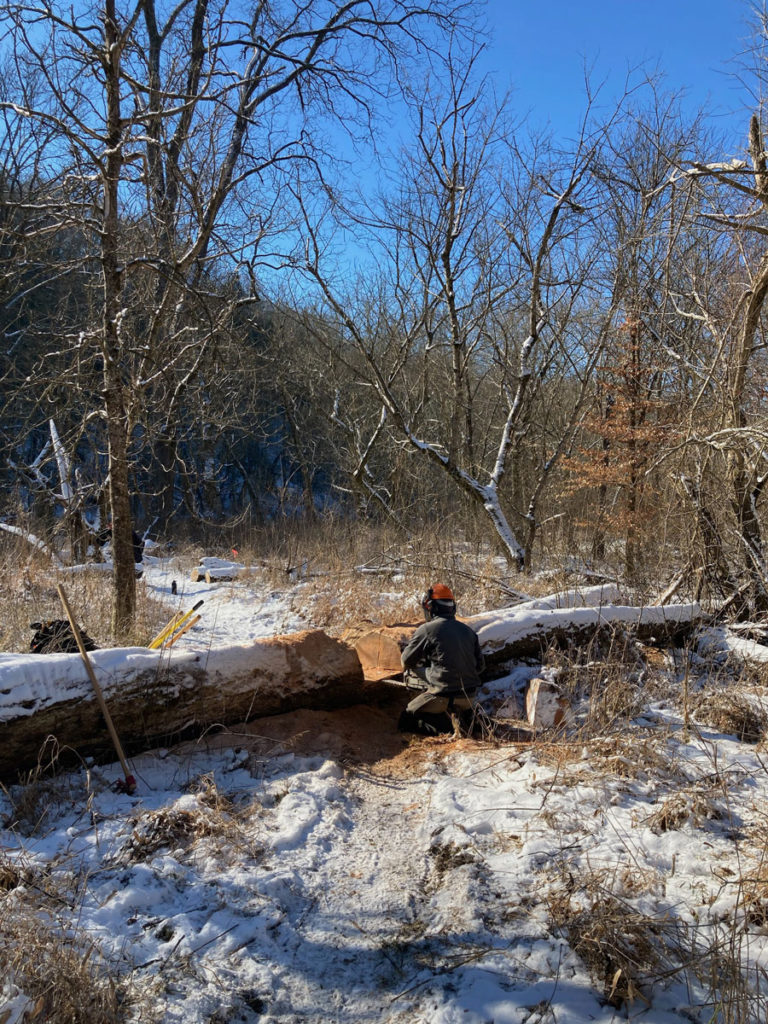 Creekside Trail building