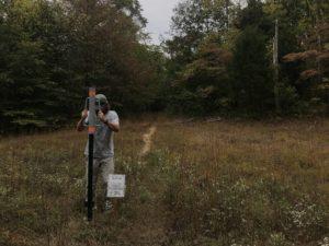 Chris Fox Trail Sign