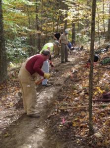 Downey Hill Hoosier Hikers Council 2014 Pete Banta